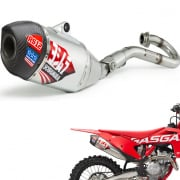 Yoshimura RS12 Stainless System - Gas Gas MCF 250 2021-Current