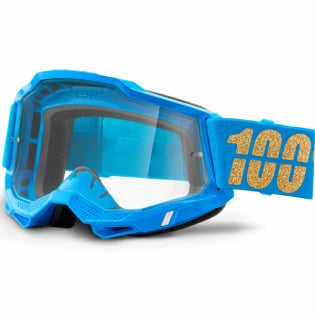 100% Accuri 2 Waterloo Clear Lens Goggles