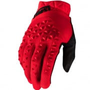 100% Geomatic Red Gloves