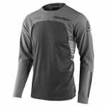 Troy Lee Designs Scout SE Systems Marine Grey Enduro Adventure Jersey