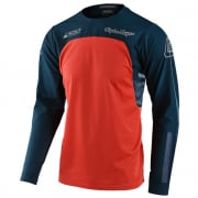 Troy Lee Designs Scout SE Systems Marine Enduro Adventure Jersey