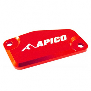 Apico GasGas Master Cylinder Clutch Cover - Red