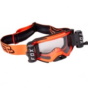 Fox Racing Airspace Stray Flou Orange MX Roll Off Goggles