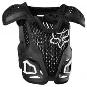 Fox Racing Youth R3 Black Chest Protector