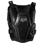 Fox Racing Youth Raceframe Impact Black Chest Protector