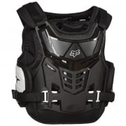 Fox Racing Youth Raptor Pro frame Black Chest Protector
