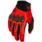 Fox Racing Bomber CE Flo Red Gloves