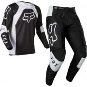 Fox Racing Youth 180 Lux Black Kit Combo