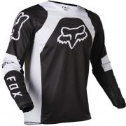 Fox Racing Youth 180 Lux Black Jersey