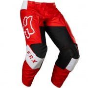 Fox Racing Youth 180 Lux Flou Red Pants