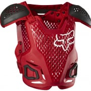 Fox Racing R3 Flame Red Body Protector