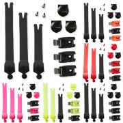 Fox Racing Comp Boot Full Replacement Strap Set