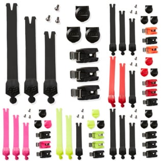 Fox Racing Kids Comp Boot Full Replacement Strap Set
