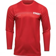 Thor Kids Sector Minimal Red Jersey