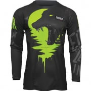 Thor Kids Pulse Counting Sheep Charcoal Acid Jersey