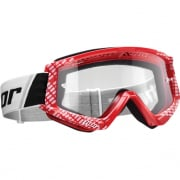 Thor Combat Kids Red White Goggles