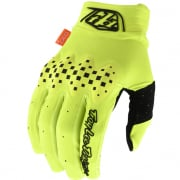 Troy Lee Designs Gambit Flo Yellow Gloves
