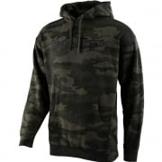 Troy Lee Designs Signature Forest Camo Pullover Hoodie