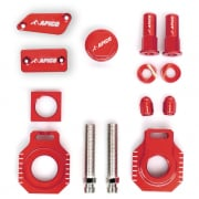 Apico Factory Anodised Bling Pack - GasGas Red