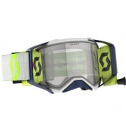 Scott Prospect WFS Grey Yellow Clear Roll Off Goggles