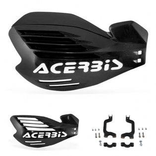 Acerbis X Force Handguards - Black