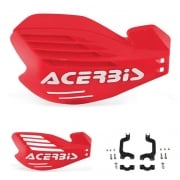 Acerbis X Force Handguards - Red