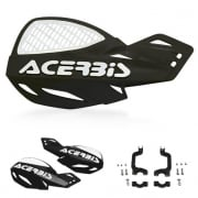 Acerbis MX Uniko Vented Handguards - Black