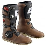 Gaerne Trials Boots - Balance Oiled Brown