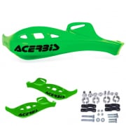 Acerbis Rally Profile Handguards - Green