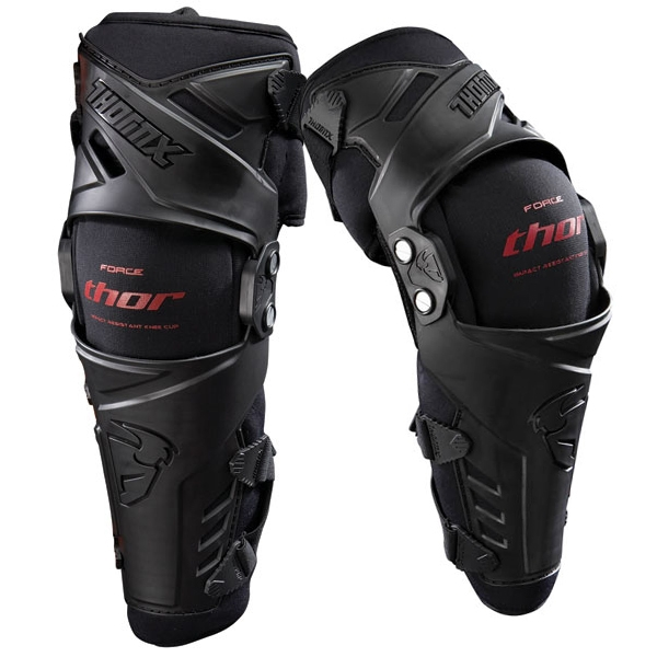 Thor Force Knee Guard Body Protection Dirtbikexpress