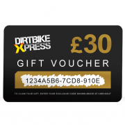Dirtbikexpress Gift Voucher 30 Pounds