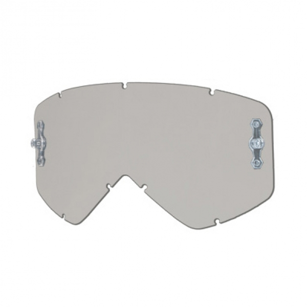 Rip n roll blue tear off replacement lens for Smith fuel//intake bike goggles