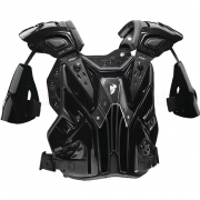 Thor Force Body Armour - Black