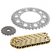 Renthal Suzuki Motocross Chain & Sprocket Set