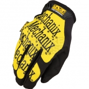 Mechanix Wear Original Gloves - Yellow