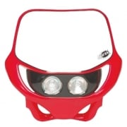 Acerbis DHH Twin Headlight - Red