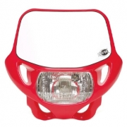 Acerbis DHH Certified Headlight - Red
