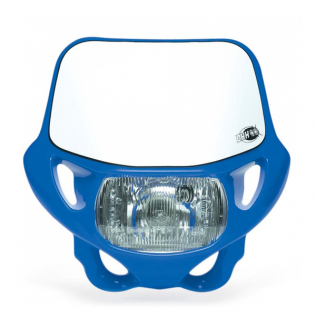 Acerbis DHH Certified Headlight - Blue