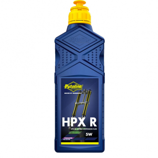 Putoline HPX R Fork & Suspension Oil - 1 Litre